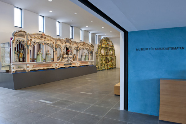 Musikautomatenmuseum Seewen
