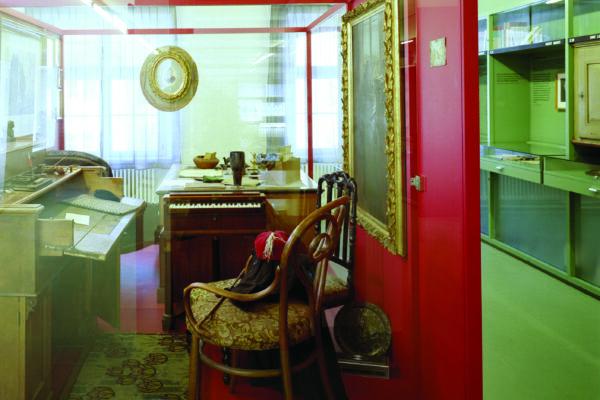 2. OG Dichterzimmer, Dichter- und Stadtmuseum Liestal