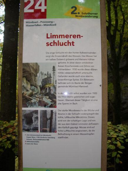 2. Solothurner Waldwanderweg