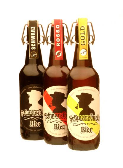 Alte Brauerei, Schwarzbubenbier