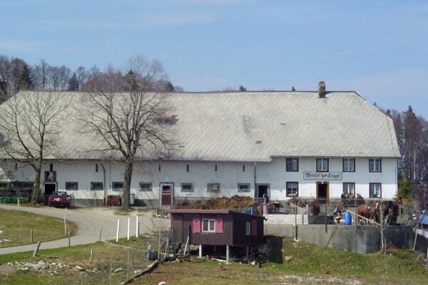 Bergwirtschaft Güggel, Mümliswil