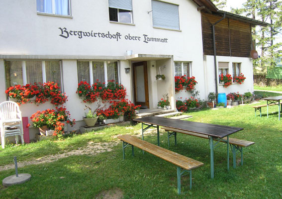 Bergwirtschaft Obere Tannmatt, Herbetswil