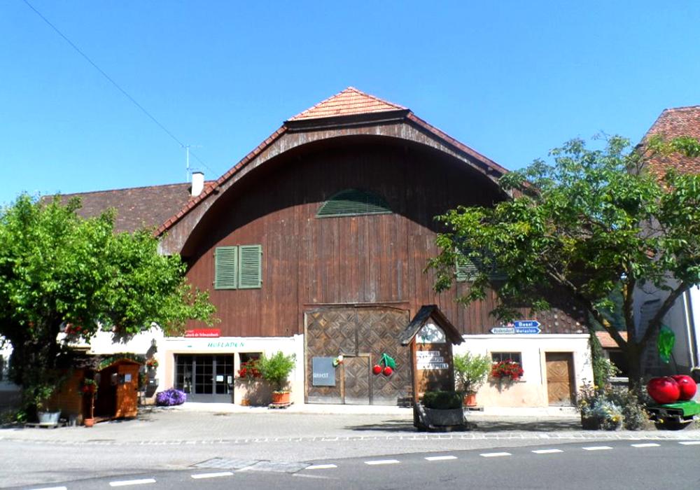 Brunnen-Hof, Metzterlen
