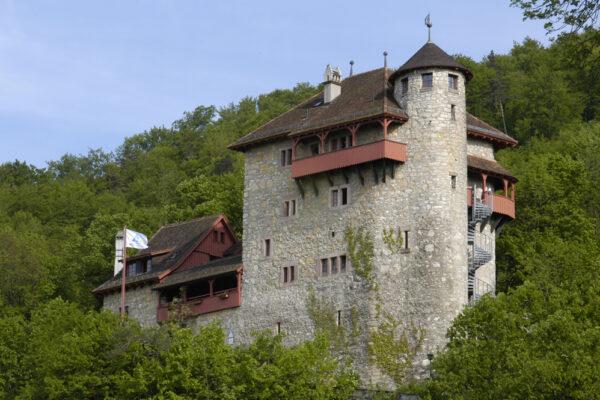 Jugendherberge Mariastein, Burg Rotberg