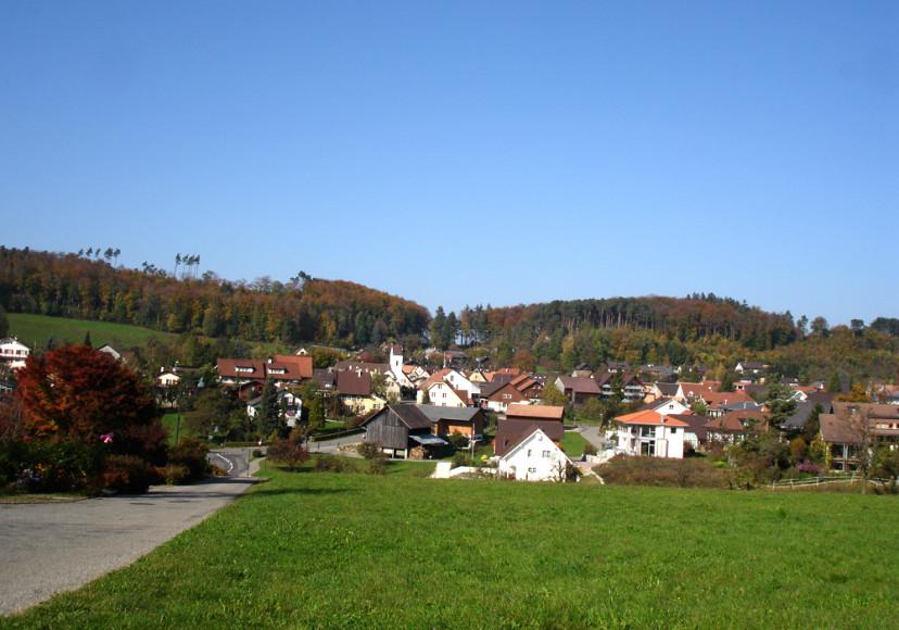 Dorf Gempen