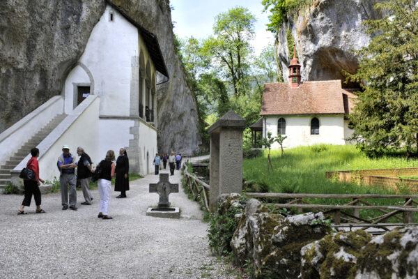 Einsiedelei, Verenaschlucht bei Solothurn