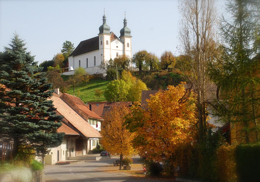 Dorf Seewen