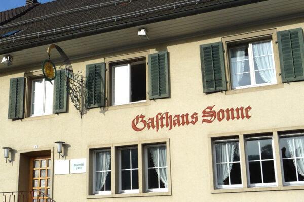Gasthaus Sonne, Seewen