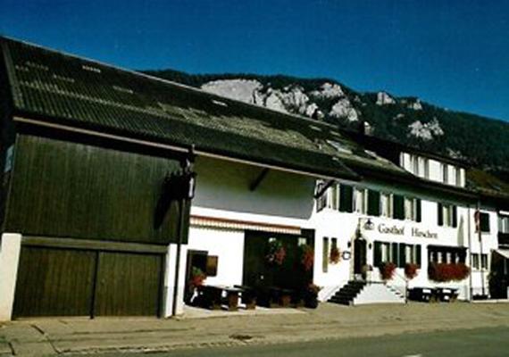 Gasthof Hirschen, Welschenrohr
