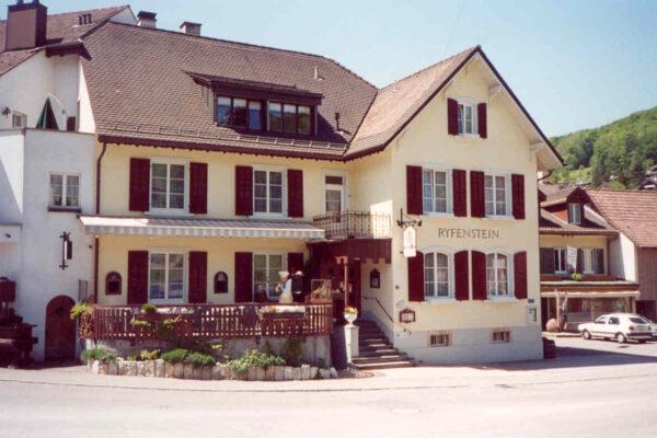 Gasthof Ryfenstein, Reigoldswil