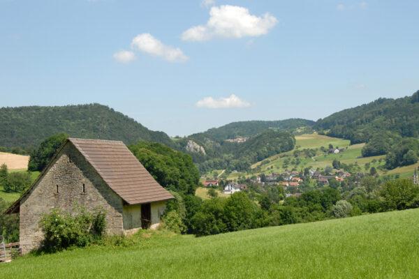 Blick Richtung Reigoldswil