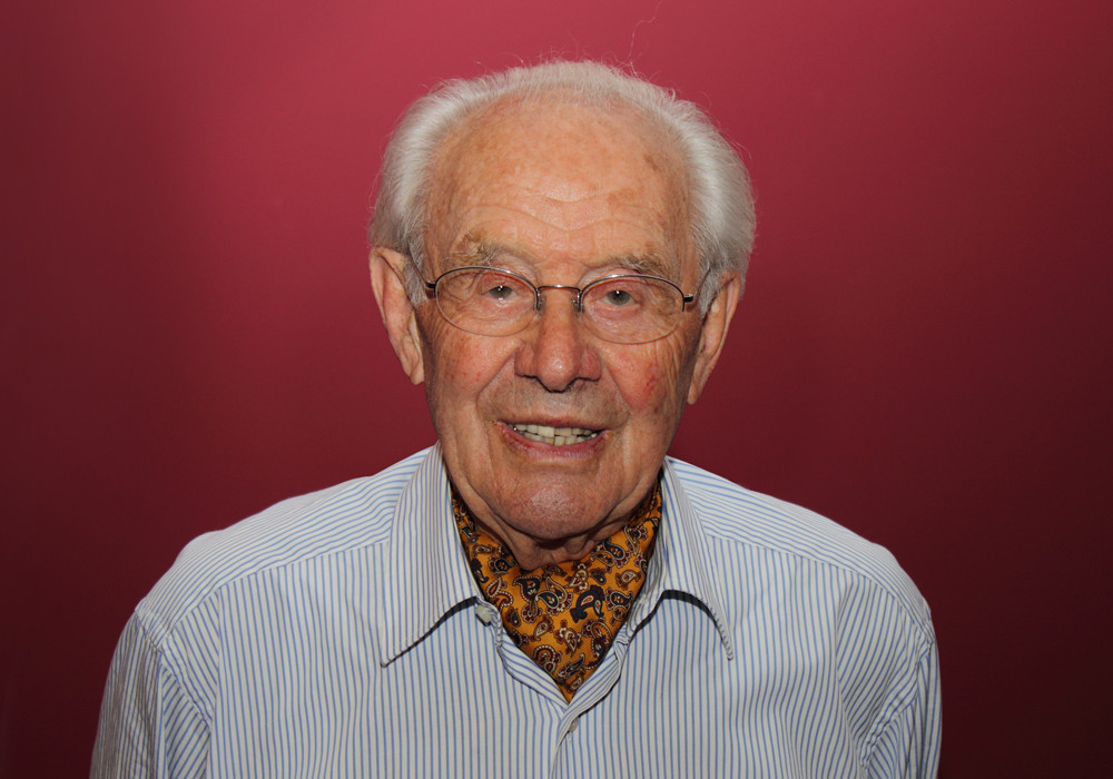 Dr. h.c. Heinrich Weiss, Gründer der Musikautomaten-Sammlung in Seewen
