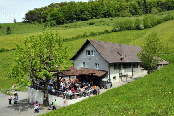 Berggasthaus Hintere Wasserfallen