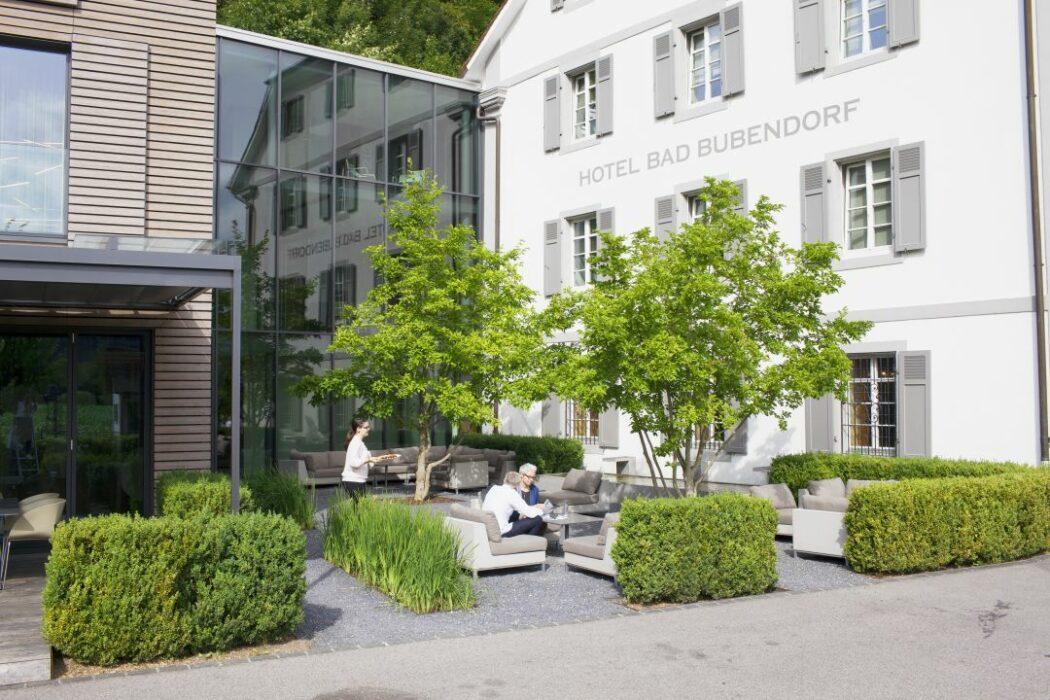 Osteria TRE, Hotel Bad Bubendorf