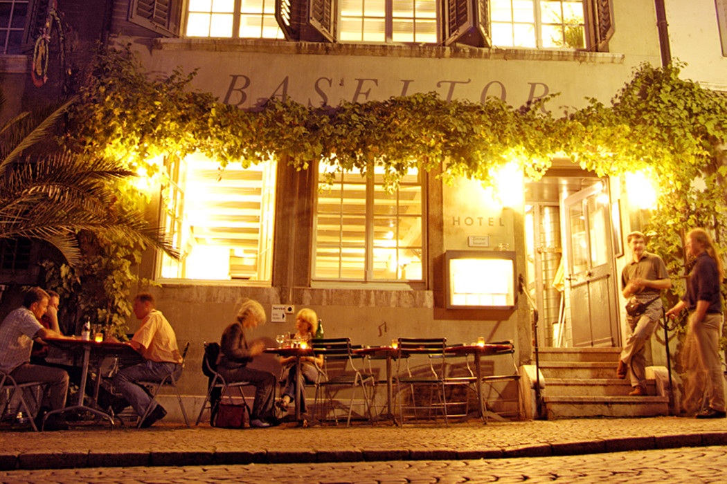 Hotel Baseltor, Solothurn