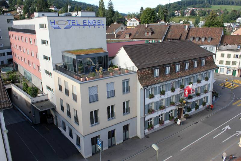 Hotel Engel, Liestal