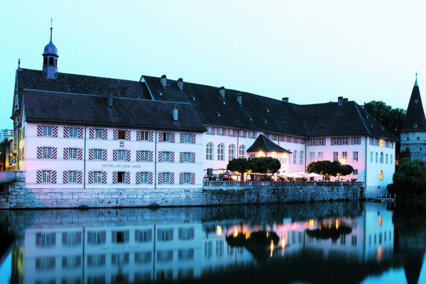 Hotel an der Aare, Solothurn