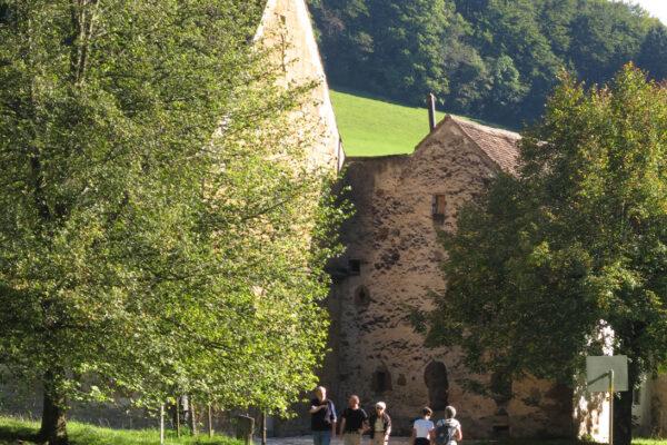 Kloster Schoenthal, Langenbruck