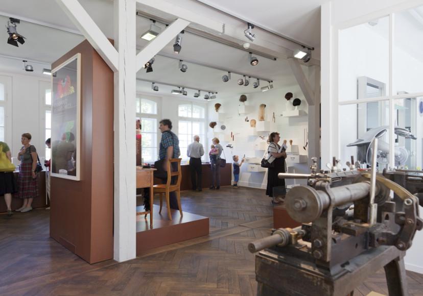 Museum Haarundkamm Muemliswil