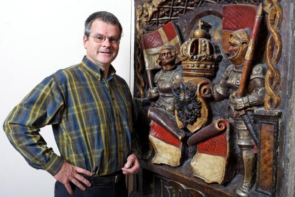 Peter Kaiser, Direktor Historisches Museum Olten