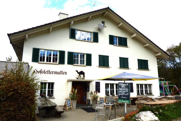Restaurant Bergmatten, Hofstetten