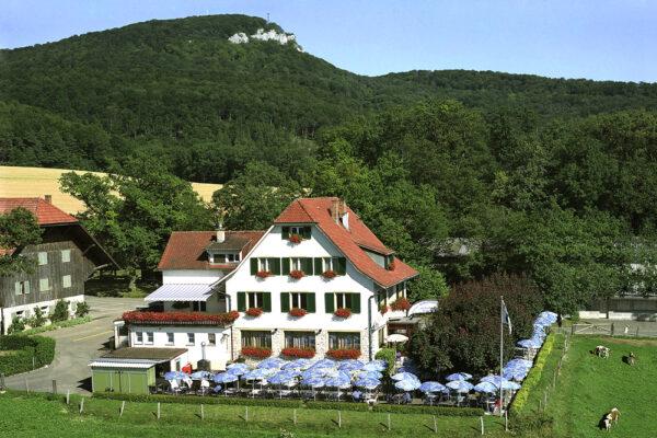 Restaurant Schlosshof, Dornach