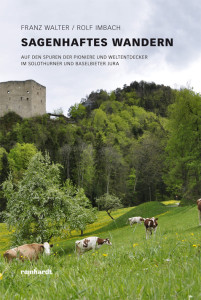 Sagenhaftes Wandern Titelseite
