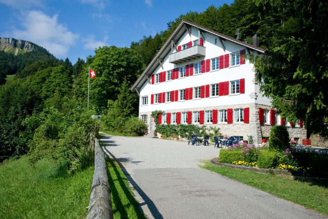 Seminar- und Ferienhaus Tannenheim, Balmberg