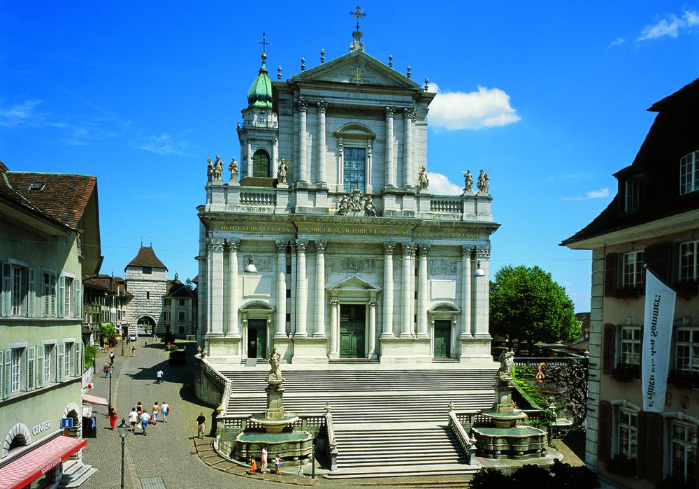 St.Ursen Kathedrale, Solothurn
